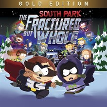 South Park Fractured but Whole Gold Edition XBOX ONE 🔑