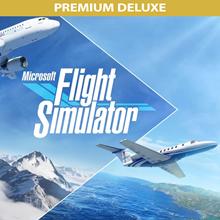 Microsoft Flight Simulator Premium Deluxe | Reg Free 🔥