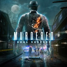 Murdered: Soul Suspect XBOX ONE / XBOX SERIES X|S 🔑
