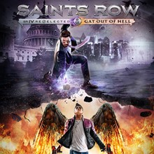 Saints Row IV: Re-Elected & Gat out of Hell XBOX ONE 🔑