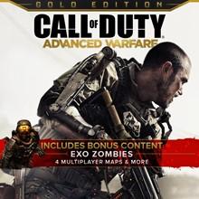 Call of Duty: Advanced Warfare Gold XBOX ONE / X|S 🔑