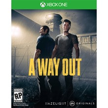 A WAY OUT XBOX ONE & SERIES X|S 🔑KEY