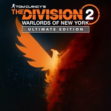 The Division 2 Warlords of New York Ultimate XBOX ONE🔑