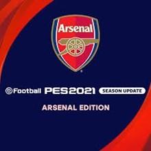 eFootball PES 2021 ✅SEASON UPDATE: Arsenal Edition