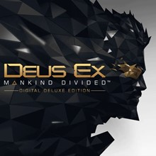Deus Ex: Mankind Divided Deluxe Edition XBOX ONE X|S 🔑