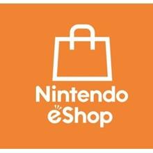 Nintendo eShop 35 USD (USA) + GIFT
