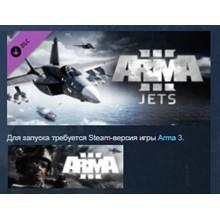 Arma 3 Jets 💎 STEAM KEY DLC REGION FREE GLOBAL