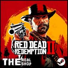 🍀 Red Dead Redemption 2 ULTIMATE RDR 2 OFFLINE STEAM ✅