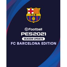 eFootball PES 2021 SEASON UPDATE: FC Barcelona +BONUSES