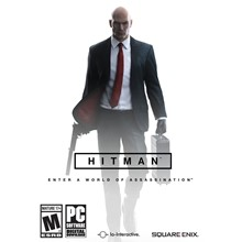 Hitman (ACCOUNT EPIC GAMES+MAIL) ✔