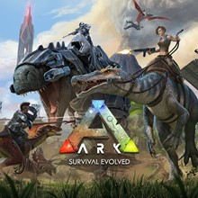 ARK Survival Evolved+DLC lifetime warranty🔥🥇🔵