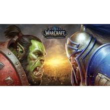 WoW: Battle for Azeroth+LVL 110 Blizzard key💳0% fees