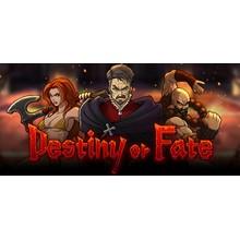 Destiny or Fate - Steam account