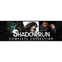 Shadowrun Collection(ACCOUNT EPIC GAMES+MAIL)✔