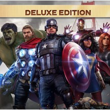Marvels Avengers: Deluxe Ed [Autoactivation] 🔥 +PayPal