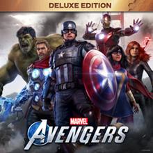 Marvel´s Avengers Deluxe Edition Offline Account