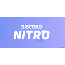 DISCORD NITRO 1 MONTH  (GLOBAL KEY)