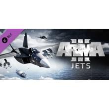 Arma 3 - Jets (DLC) STEAM KEY / REGION FREE
