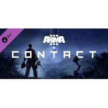 Arma 3 Contact (DLC) STEAM KEY / REGION FREE