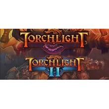 Torchlight I + II Pack (STEAM KEY / REGION FREE)