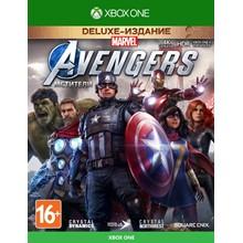 «Мстители Marvel»: Deluxe  / XBOX ONE / KEY🏅🏅🏅