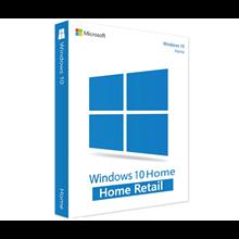 WINDOWS 10 HOME 32/64 RETAIL unlimited Warranty ORIGIN