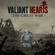 Valiant Hearts: The Great War XBOX ONE / SERIES X|S 🔑