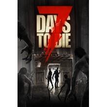 ✔️ 7 Days to Die (Tradable STEAM GIFT RU/CIS/UA)
