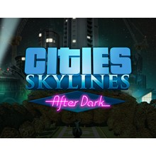 CITIES SKYLINES AFTER DARK (STEAM) INSTANTLY + GIFT