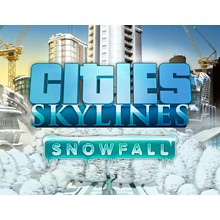 CITIES SKYLINES SNOWFALL (STEAM) INSTANTLY + GIFT
