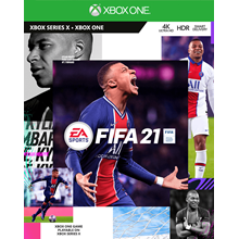 FIFA 21 Ultimate Team coins - XBOX