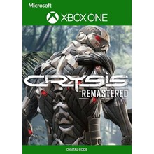 ✅ Crysis Remastered XBOX ONE Digital Key 🔑