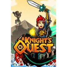 A Knights Quest (Epic Games key) -- RU CIS