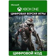 Crysis Remastered XBOX ONE/Xbox Series X|S ключ