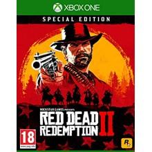 RENT | Red Dead Redemption 2 SE | XBOX SERIES X S