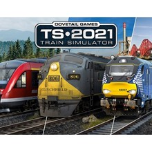 Train Simulator 2021 (Steam KEY) + GIFT