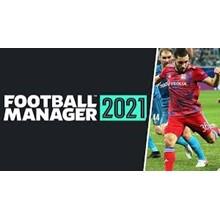 FOOTBALL MANAGER 2021 ✅(Steam Key/EU)+GIFT