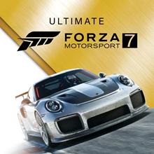 FORZA MOTORSPORT 7 ULT +ALL DLC ONLINE / AUTOACTIVATION