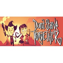 Dont Starve Together (Steam GIFT / CHINA)