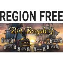 Port Royale 4 * New Steam Account * Full Access