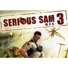 Serious Sam 3 BFE Gold 🔑 Steam Key Region Free Global
