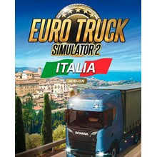 EURO TRUCK SIMULATOR 2 ITALIA (STEAM) INSTANTLY + GIFT