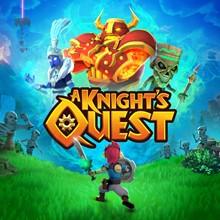 A Knight's Quest XBOX ONE / XBOX SERIES X|S [ Key 🔑 ]