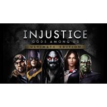 Injustice: Gods Among Us Ultimate (Steam) RU/CIS