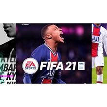 FIFA 21 CHAMPIONS EDIT+STEAM+GLOBAL+LIFETIME WARANTY 🔴