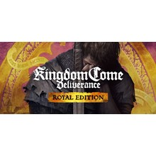 Kingdom Come: Deliverance - Royal Edition (Steam)RU/CIS