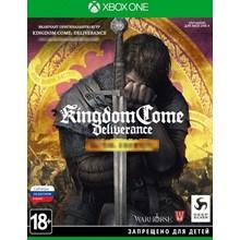 Kingdom Come Deliverance Xbox One Code