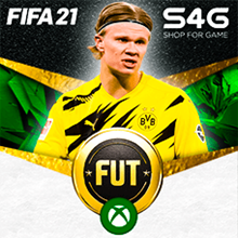 ⚽ FIFA 21 Ultimate Team (Xbox One & X) Coins