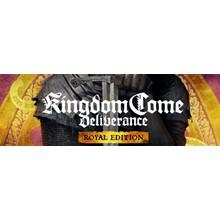 Kingdom Come Deliverance: Royal Edition (+ 6 DLC) STEAM