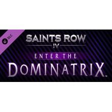 Saints Row IV - Enter The Dominatrix [SteamGift/RU+CIS]